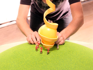FROOTI MAKING-OF