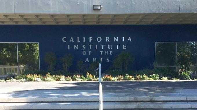 CALIFORNIA INSTITUTE OF THEARTS